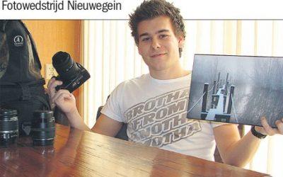 Winnaar Fotowedstrijd Nieuwegein 2008