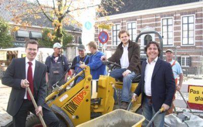 Start Fotowedstrijd IJsselstein 2008
